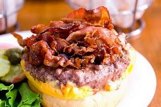 Manhattan 67 burger
