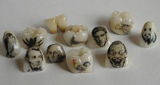Tooth tattoos1