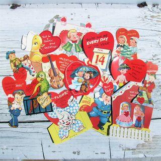 Valentines old