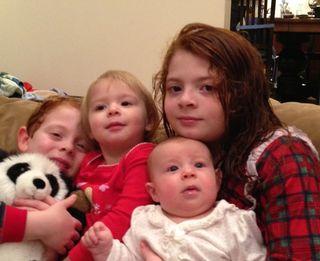 My Babes - Xmas 2012