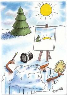 Snowmanmelt